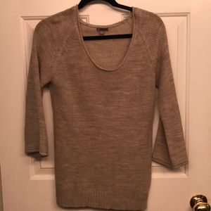 Light weight beige H&M sweater